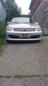 Infiniti for trade or sale  West Island Greater Montréal image 2