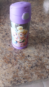 Bouteille thermos tinker bell