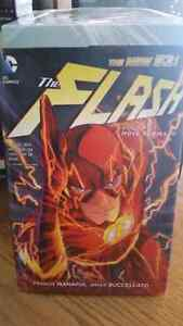 The Flash Volume 1: Move Forward (hardcover)