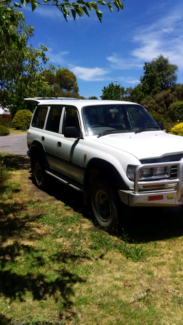 1996 80 series Toyota Landcruiser Nairne Mount Barker Area Preview