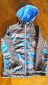 Fall/Spring - Rain Proof Jacket - Boys Size 4/5