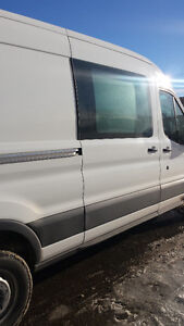 2015 Ford Transit 250 High Roof Cargo Van