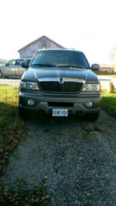 Lincoln navigator ****new price****