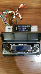 Panasonic Head Unit