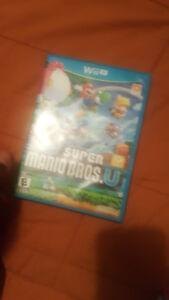 New Super Mario Bro U