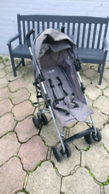 **pending collection** Grey Buggy