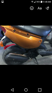 Scooter yamaha 2006