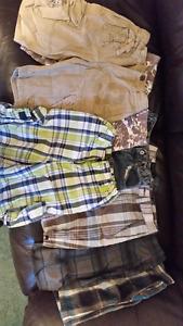 Lot of boys shorts