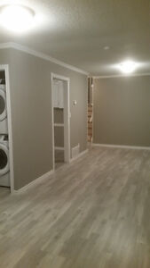 2 Bed 1 Bath, Fully Renovated, Private Laundry, $1325 + Utils