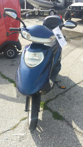 Used 48V Canada TT 501 Electric Scooter