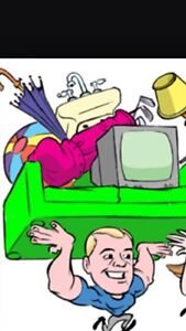 24/7 junk removal services, ( prices as low as $35 )