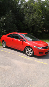 2011 Honda Civic SE Coupe Certified 74,368 kms