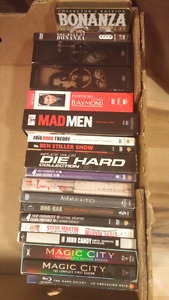Super DVD box sets and Seasons