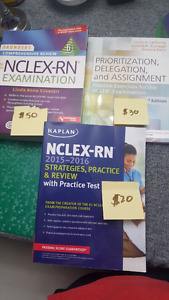 NCLEX RN Review Books