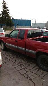 1999 GMC Sonoma SLE Pickup Truck London Ontario image 3
