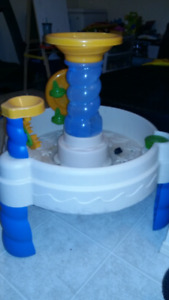Toddler water table