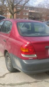 2005 Toyota Echo 5 Berline