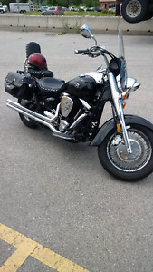 mint yamaha midnight star