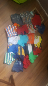 Boys 2t clothes and shoes
