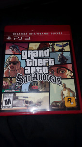 San Andreas for ps3