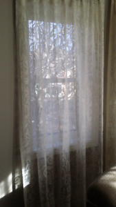 5 pinch pleated curtain panels