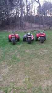 Three wheelers forsale