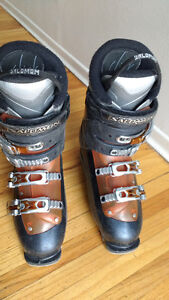 Ski Boots (used, size 26 and 26.5)