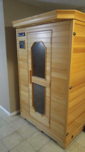 In home sauna