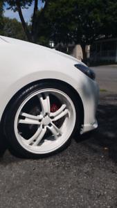 "4 mags msr wheels 20"""