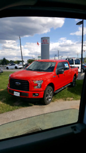 2018 ford f-150 sport take over lease