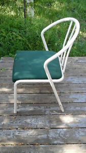 Metal Framed Chairs