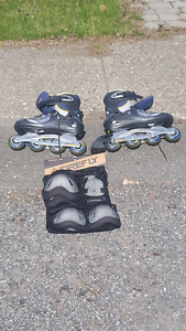 patin à roues aligner/ rollerblade