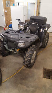 2009 Polaris Sportsman 550