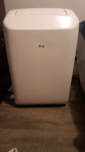 LG air conditioner, dehumidifier unit