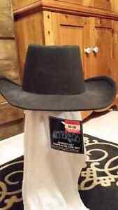 Brand new Halloween Black cowboy hat  Kitchener / Waterloo Kitchener Area image 2