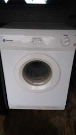 White Knight Tumble Dryer Vented Free delivery and disinfecting