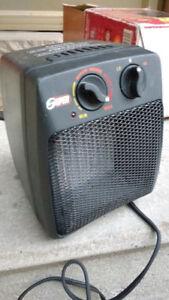 Ceramic fan heater or best offer