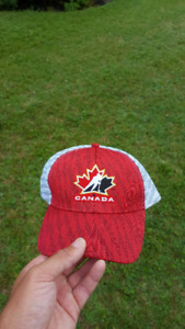 Hockey canada ball cap