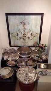 One lot of Exquisite and elegant silverware - Need gone!