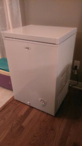 Small Chef Freezer, like new, only 1 year old.