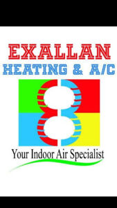 Heating and Airconditioning  (Gas Piping Installation & Repair)