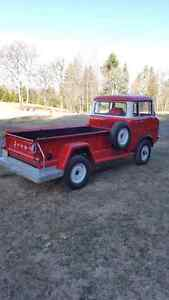 1964 Willys FC170 Four Wheel Drive Pick-up