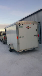 Enclosed Cargo Trailer 6x12
