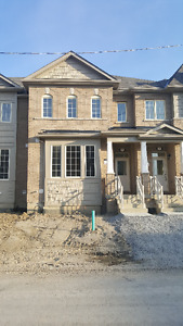 BRAND NEW 3 TOWNHOUSE  WITH DOUBLE CAR GARAGE IN BUR OAK/9TH LIN