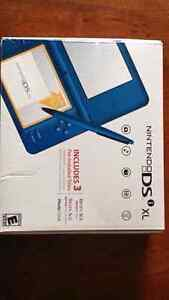 Blue ds xl