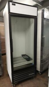 USED ONE GLASS DOOR COOLERS & FREEZERS (GDM 26 & GDM 26-F)
