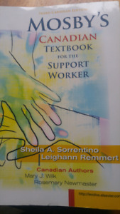 Mosby's Canadian Textbook for the Support Worker....