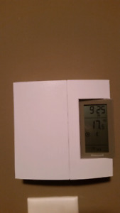 3 Honeywell Thermostats (from costco)