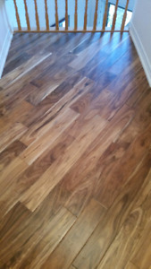 CHEAP PRICES! QUALITY WORK! BEAUTIFUL FLOORS!