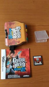Ensemble Guitar Hero pour Nintendo DS (GH: Modern Hits)